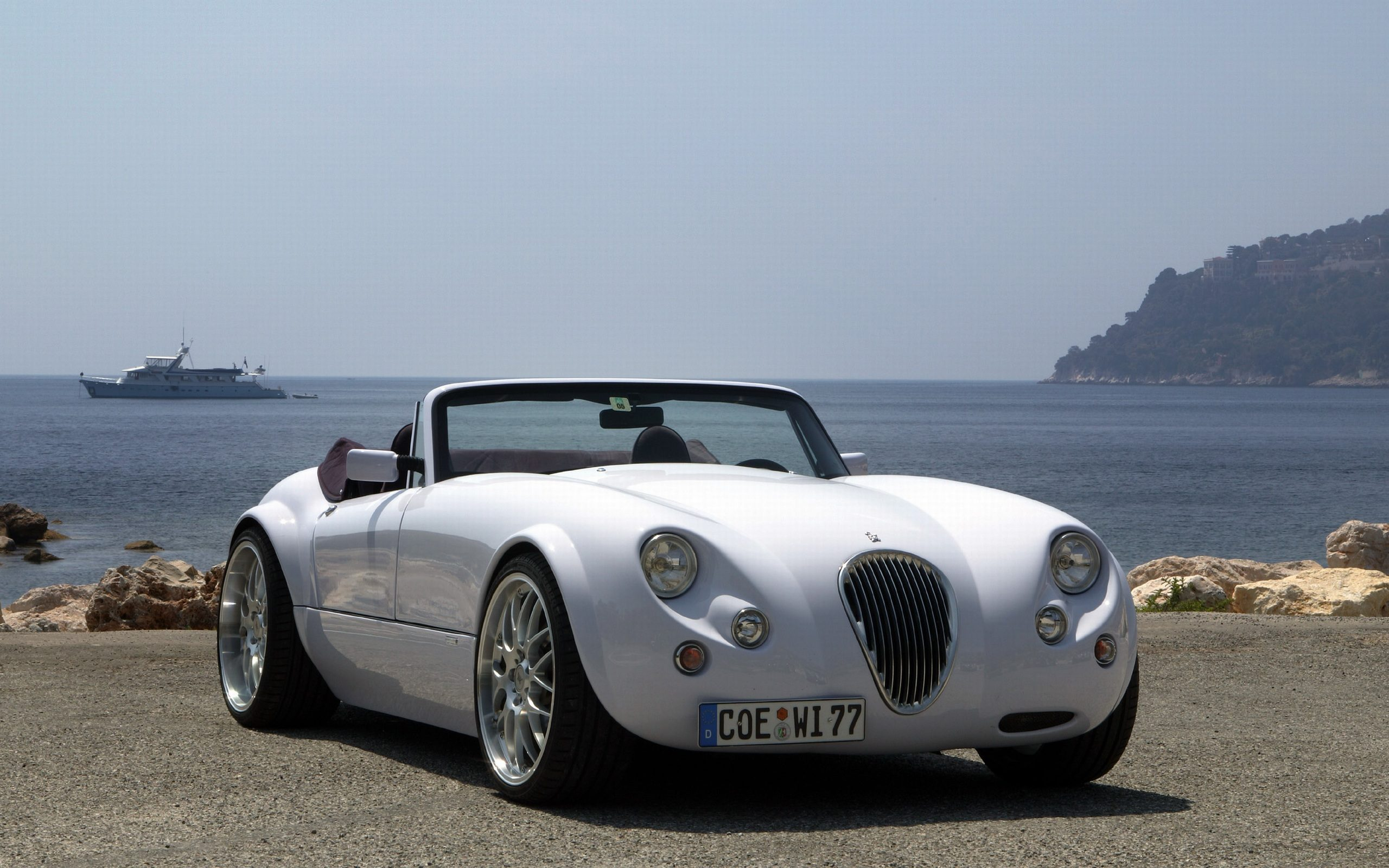 Wiesmann Roadster Wallpaper Autoblog Nl