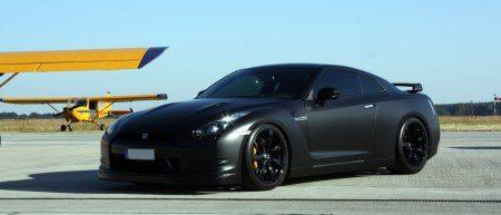 AVUS Performance Nissan GT-R Black Edition
