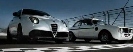 Alfa Romeo MiTo GTA video