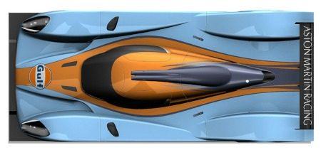 Aston Martin Gulf LMP1