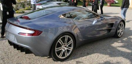 Aston Martin One-77 Villa D'este