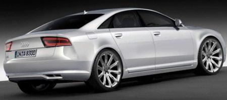 Audi A8 impressie