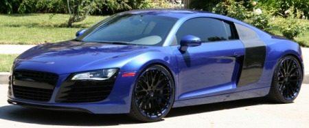 Audi R8 Project Grant