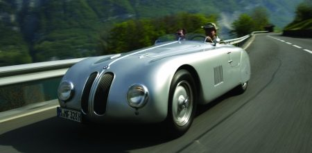 BMW 328 Berlin-Rom Touring