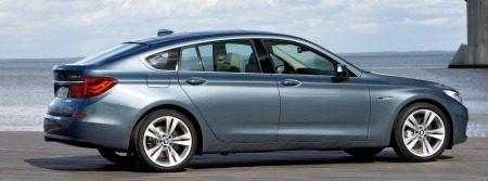BMW 5 Serie GT officieel