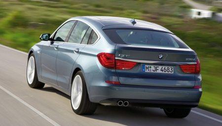 BMW 5-serie GT