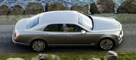 Bentley Mulsanne Coupe en Cabrio