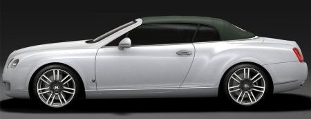 Bentley Continental GTC 51