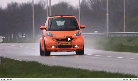 Brabus Ultimate 112 video met Aimee