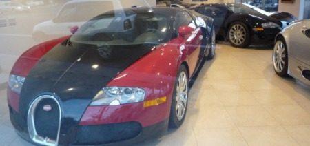 Bugatti Veyron Spyker C8 Spyder