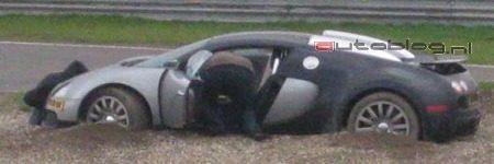 Bugatti Veyron grindbak Perridon