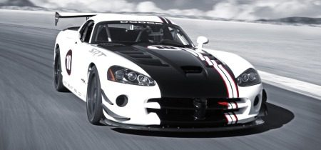 Dodge Viper SRT-10 ACR-X