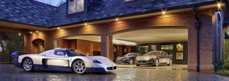 Maserati Droomgarage