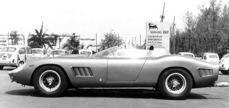 Ferrari 330 LMB 4381