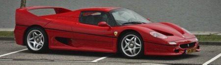 Ferrari F50 Rotterdam