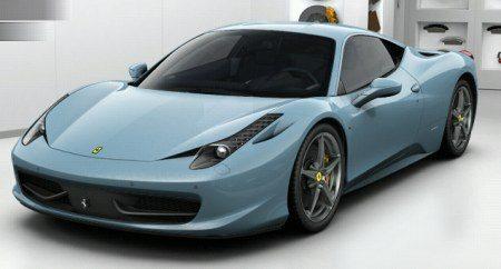 Wouter Ferrari 458 Italia