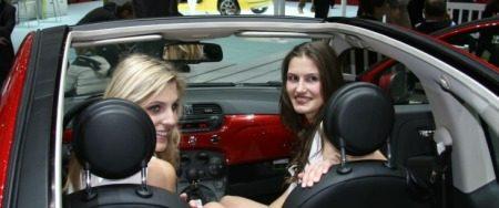Fiat 500C Geneve
