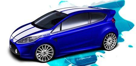 Ford Fiesta RS impressie