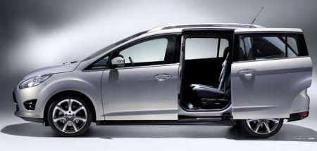 Ford Grand C-Max lek