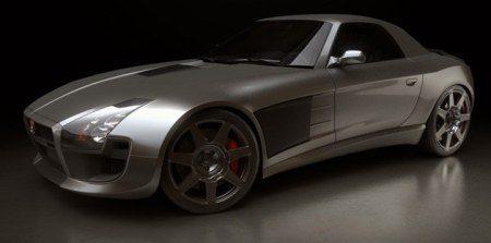 Honda S2000 concept