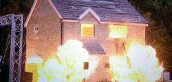 Huis ontploffing