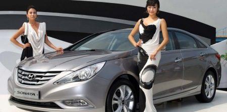 New Hyundai Sonata i40