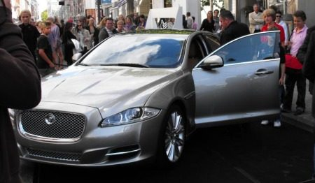 Jaguar XJ PC Hooft