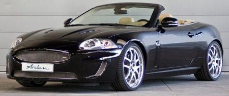 Jaguar XKR Convertible 2010 Arden