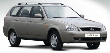 Lada Priora, het nieuwe premium!