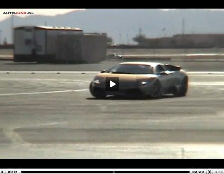 Lamborghini Murcielago LP640 video