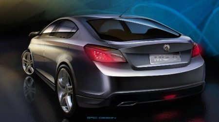 MG 6 Concept