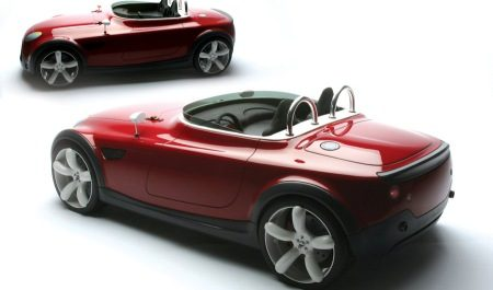Mini Clubster concept, awesome!