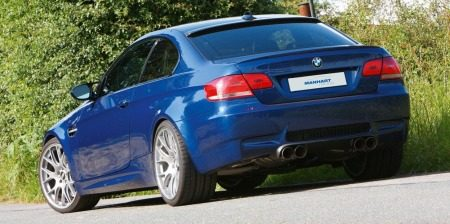 Manhart Racing M3 E92 V10