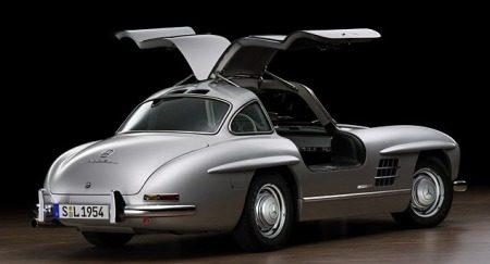 Mercedes 300SL Gullwing replica