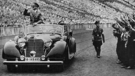 Mercedes-Benz 770 K Hitler
