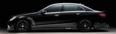 Mercedes E-Klasse WALD Black Bison
