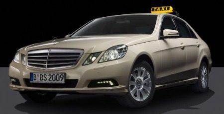 Mercedes E220 CDI Taxi