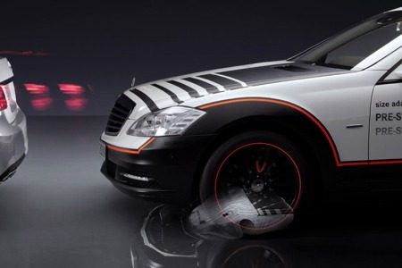Mercedes ESF 2009 Concept