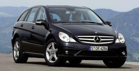Mercedes R-Klasse geflopt