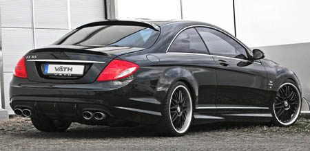 Mercedes CL65 AMG VÄTH Performance