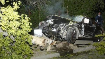 Nissan GT-R treehugger