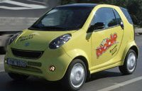 Noble Smart Fortwo kloon