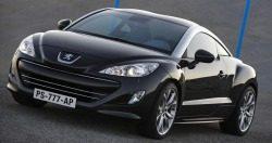 Peugeot RCZ Targa speculatie