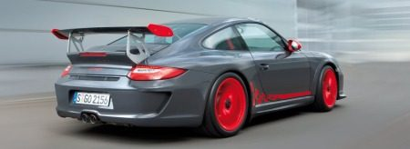 Porsche 911 GT3 RS facelift Nurburgring tijd