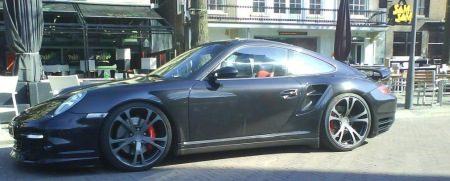 Porsche Edo - after