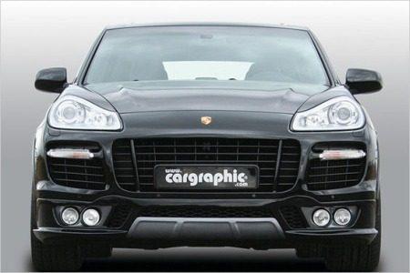 Porsche Cayenne Diesel Cargraphic