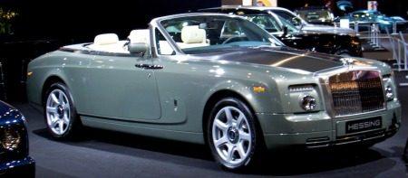 Rolls-Royce Phantom Drophead Coupe AutoRAI