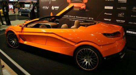 Savage Rivale Roadyacht GTS AutoRAI