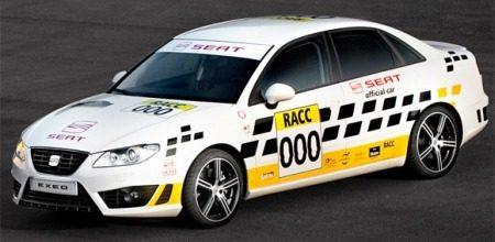 Seat Exeo WRC Rally
