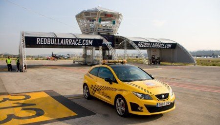 Seat en de Red Bull Airrace Barcelona